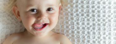 La lengua del bebé: qué nos dice según su aspecto sobre su salud
