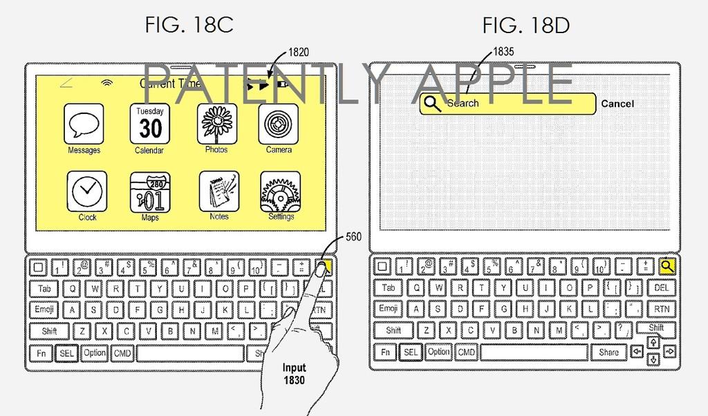 Patente Smart Keyboard 2 Buscar