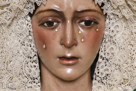 Rostro De Maria Santisima De La Esperanza Macarena