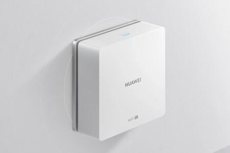 Huawei H6: un router Wi-Fi 6+ para mansiones que funciona con HarmonyOS