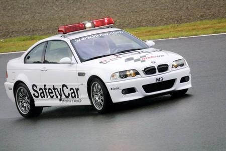BMW Safety Car 120