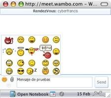 Wambo Express, mensajero online de Wambo, sin necesidad de registro