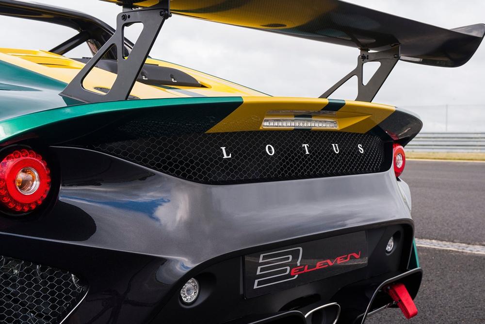 Foto de Lotus 3-Eleven (10/11)
