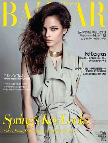 Portada de Harper's Bazaar Korea