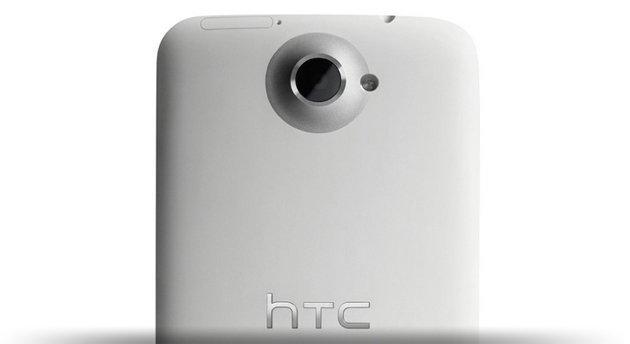 HTC One X parte trasera