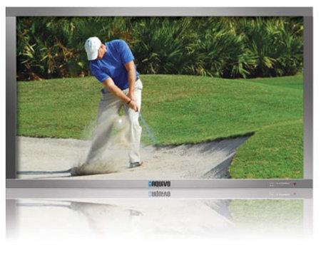 Televisor LCD de 55'' de AQUiVO resistente al agua