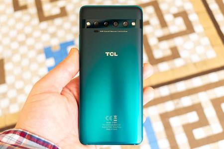 TCL 10 Pro: un gama media con pantalla AMOLED curva y cámara cuádruple de 64 megapíxeles