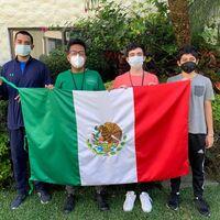 México lo vuelve a hacer en matemáticas: un estudiante de Guerrero y otro de Oaxaca consiguieron oro en olimpiada