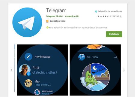 Telegramwear