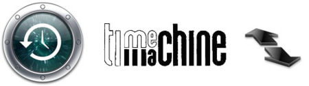 Así era el logo original de Time Machine