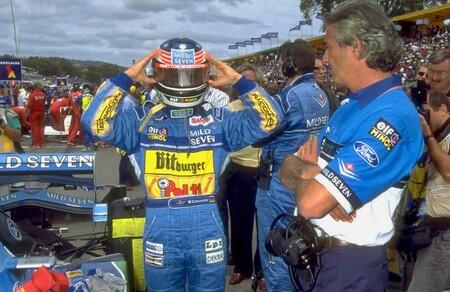 Schumacher Briatore F1 1994
