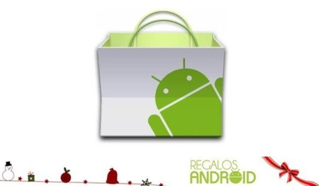 Regalos Android: aplicaciones