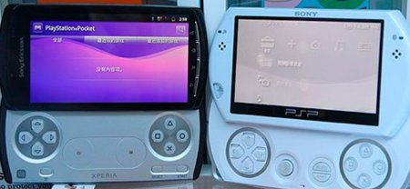 PlayStation Phone y PSP Go