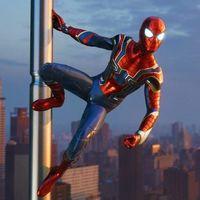 El traje Iron Spider de Spider-Man es revelado oficialmente en un nuevo tráiler