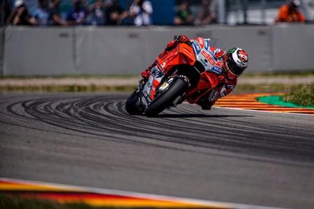 Jorge Lorenzo Gp Alemania Motogp 2018 2