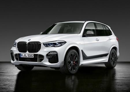 El BMW X5 ya tiene catálogo de chucherías M Performance, con mucho carbono y Alcántara