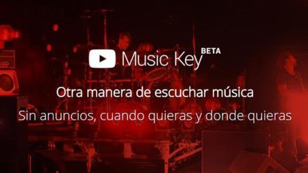YouTube Music Key es inminente: primeras imágenes de la nueva aplicación Android