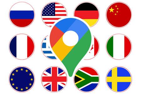 En Google Maps para Android ya puedes cambiar el idioma de la app sin tocar los ajustes del móvil