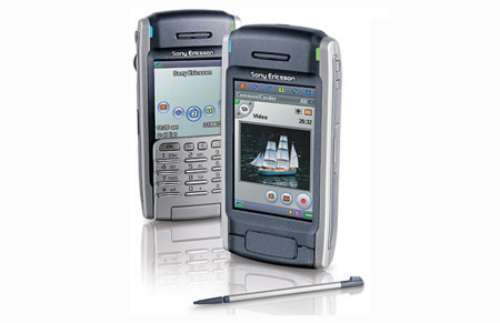 Ericsson P900
