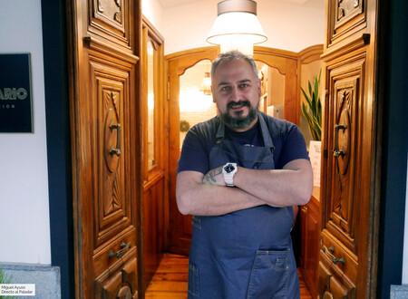 Sagrario Tradición: esta casa de comidas es la apertura del año en Madrid (y su creador, un figura)