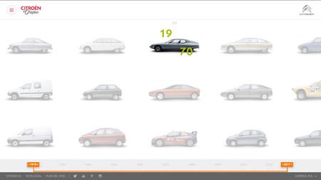Citroën Origins es una currada que se han pegado los de Citroën para que lo sepas TODO de sus coches