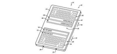 Google patenta un teclado doble para traducciones instantáneas entre dos personas diferentes