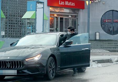 Mario Casas Maserati
