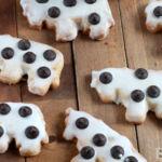 Receta de galletas de vacas lecheras para hacer con los niños