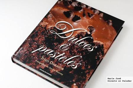 Dulces y pasteles. Libro de recetas