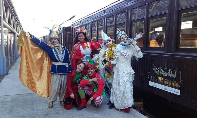 """El """"Tren de Navidad"""" contará con un vagón/restaurante vintage del año 1926"""