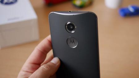 Motorola Moto de segunda generación