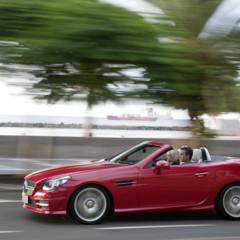 Foto 4 de 36 de la galería mercedes-benz-slk-roadster-2011 en Motorpasión