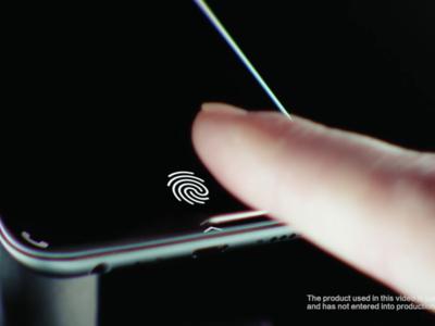 El nuevo sensor de huellas de Qualcomm funciona detrás del cristal y el metal: fuera botones