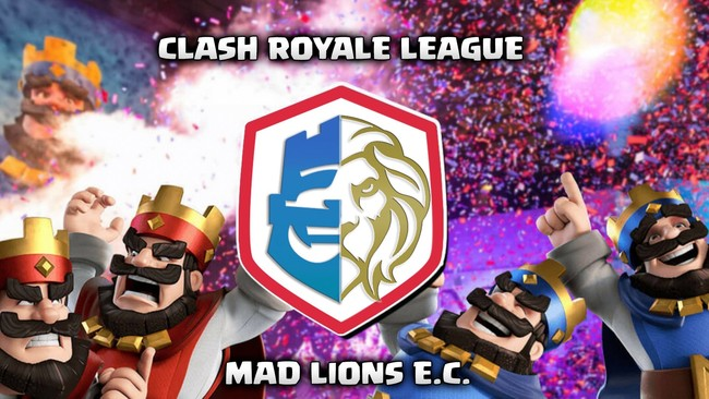 MAD Lions presenta el roster con el que competirá en la Clash Royale League