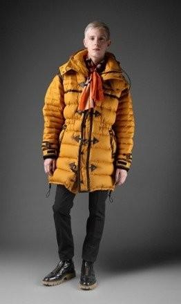 Esto sí que es velocidad: lookbook de la colección Otoño-Invierno 2011/2012 de Burberry Prorsum