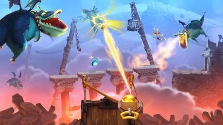 Rayman Legends para PS4 y Xbox One ya se encuentra disponible y aquí tienen su nuevo tráiler