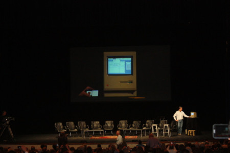 30 aniversario mac macintosh apple evento cupertino