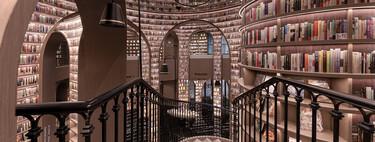 Cinco librerías en las que perderse: las Zhongshuge son un espectáculo para los sentidos y un regalo para bibliófilos
