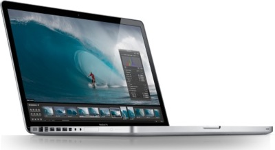 El MacBook Pro de 17 pulgadas se retrasa