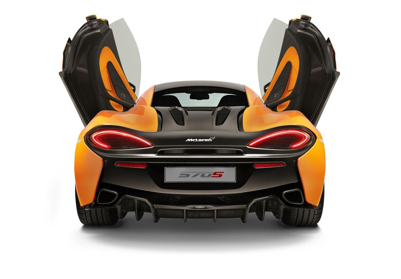 Foto de McLaren 570S Coupé (14/30)
