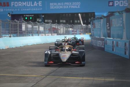 Da Costa Berlin Formula E 2020