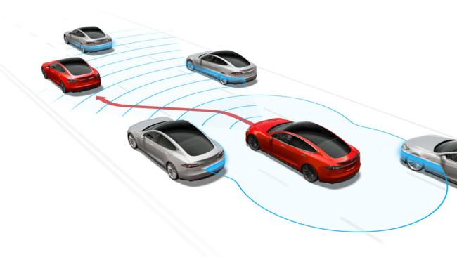 Han logrado hackear el autopilot de Tesla para engañarlo en la detección de objetos