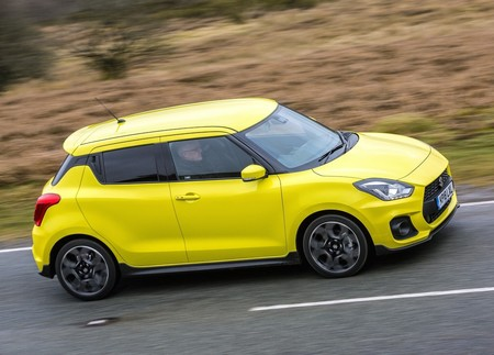 Suzuki Swift Sport 2019 Mexico 4