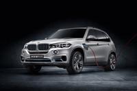 BMW X5 eDrive Concept - SUV híbrida