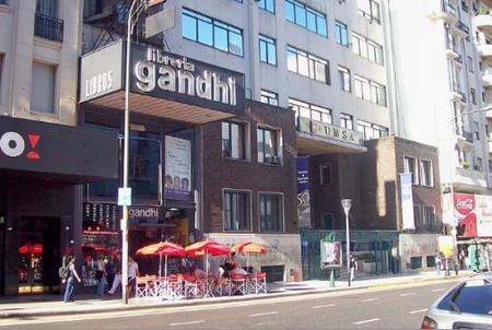 La librería Gandhi de Buenos Aires cierra sus puertas