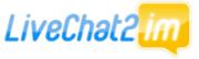 LiveChat2IM, widget de chat para tu web, con soporte para varios agentes