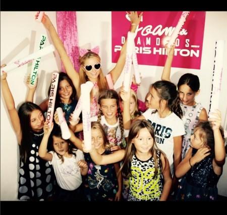 Paris Hilton Ninas