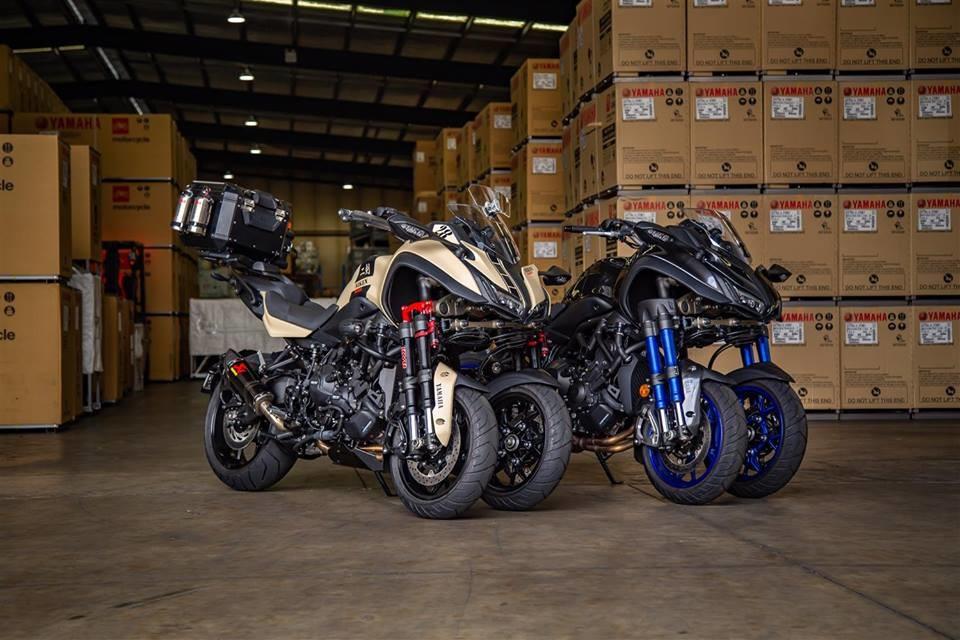 Foto de Yamaha Niken Turbo (10/10)