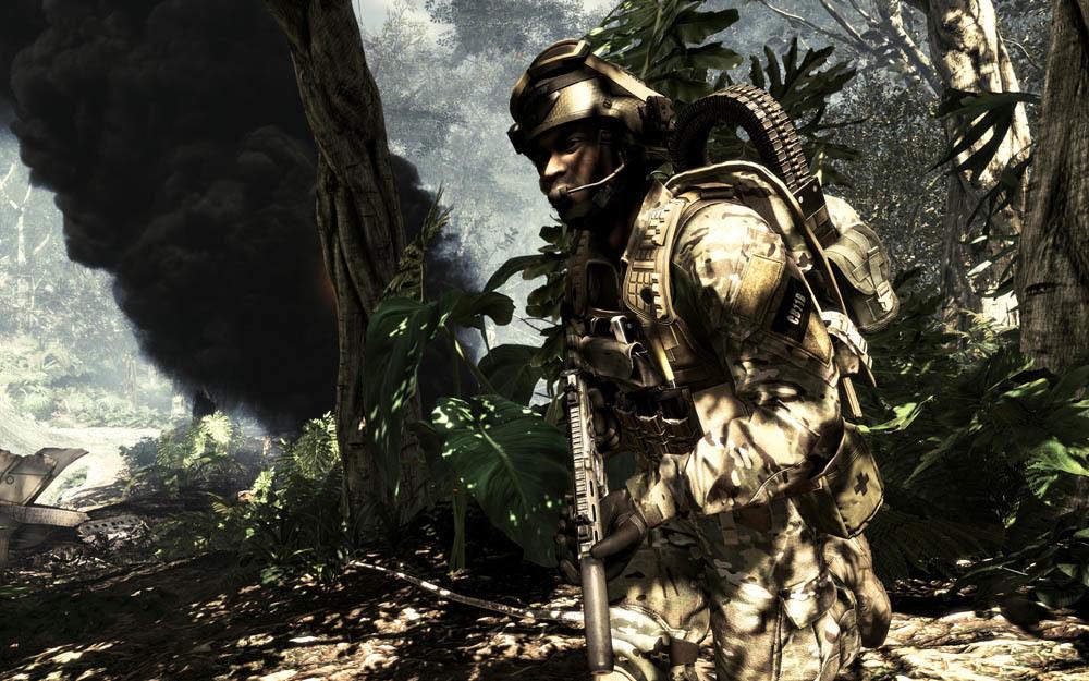 Foto de Call of Duty: Ghosts (1/4)