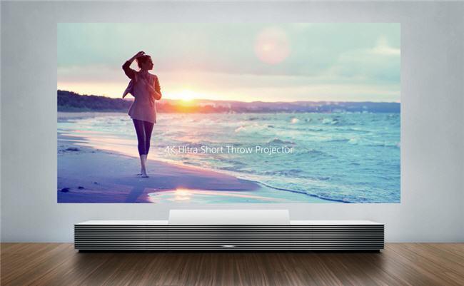 Sony anuncia su proyector 4K de tiro corto